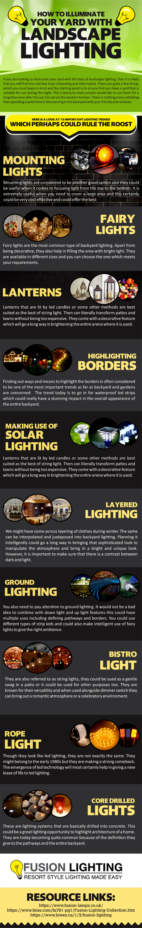 landscape light tips