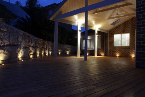 Led Deck Lights Quick And Easy To Install Led Deck Lighting